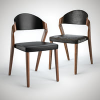 Designer Chair with two textures