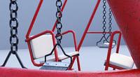 3D swing metal