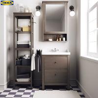 Bathroom Hemnes/Rttviken