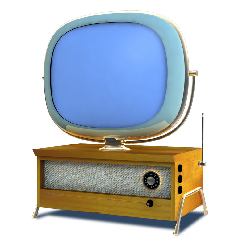 3D philco predicta holiday