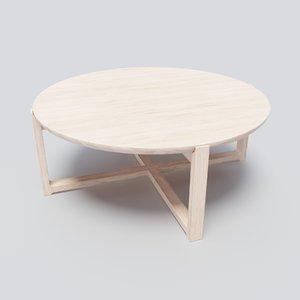 big table 3D