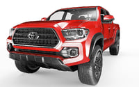 toyota tacoma trd double 3D