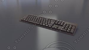 3D - highpoly model