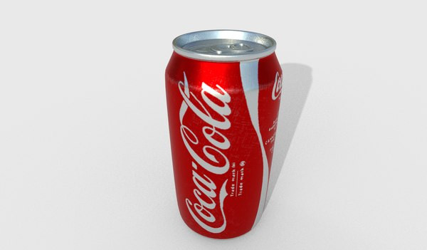 3D cola real