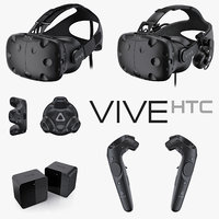 HTC Vive Deluxe Audio Strap Set 2017