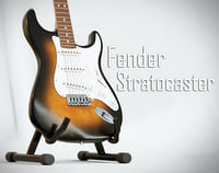 fender stratocaster electric guitar model