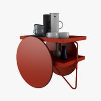 3D casamania chariot model
