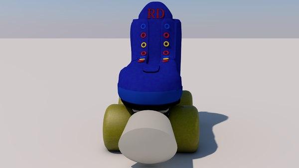 roller blades model
