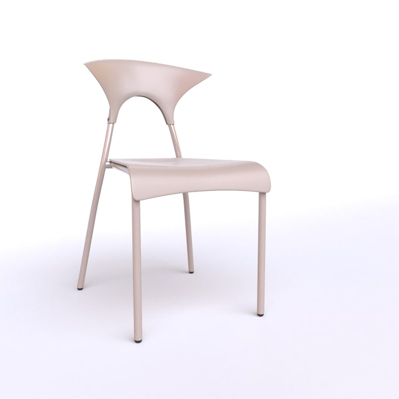 3D chair kian t