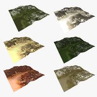 3D terrain 6