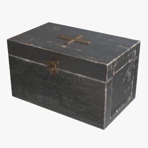 small jewelry box 3D model