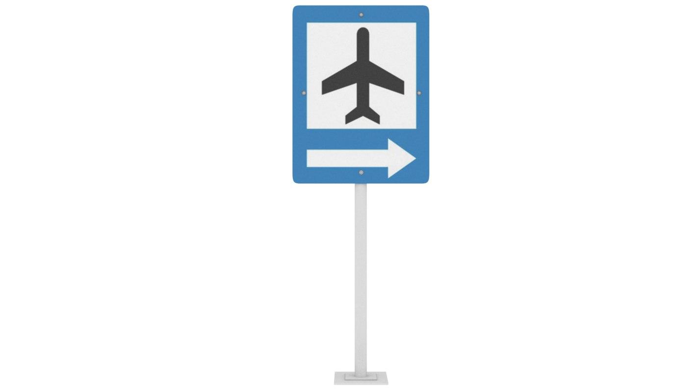 traffic airport model