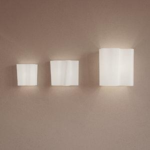 wall lamp logico artemide model