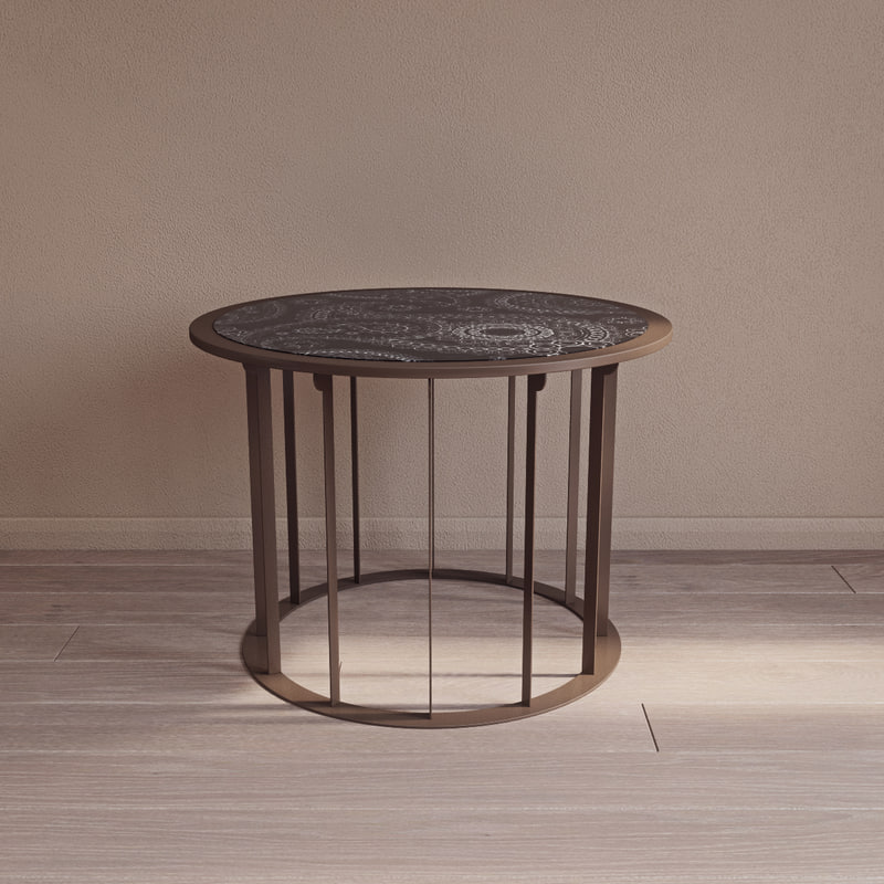 rodeo drive table ego 3D