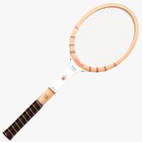 Wilson Jack Kramer Autograph Wood Tennis Racket