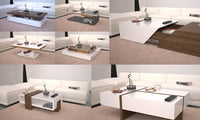3D modern coffe table