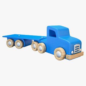 toy truck 1 model