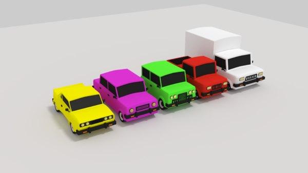 car pack sedan model