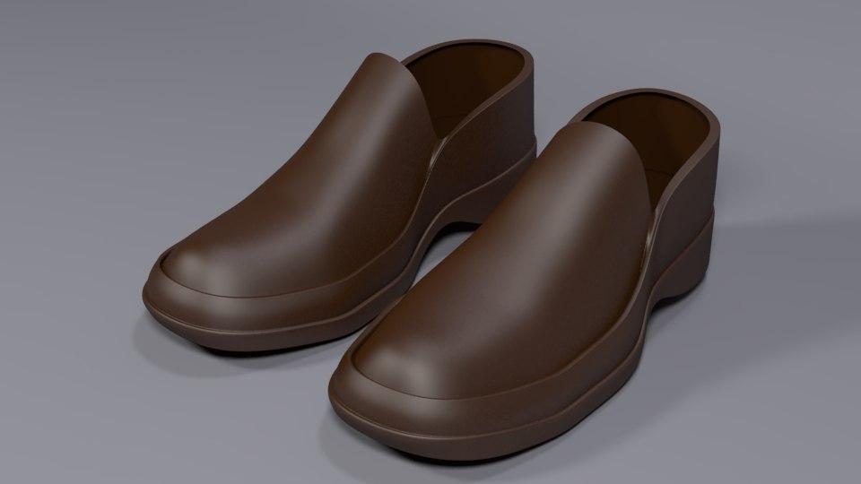 3D s shoes