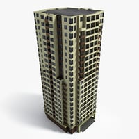 east europe building 3D
