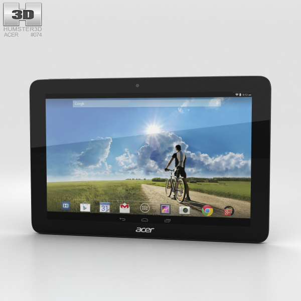 acer iconia tab 3D