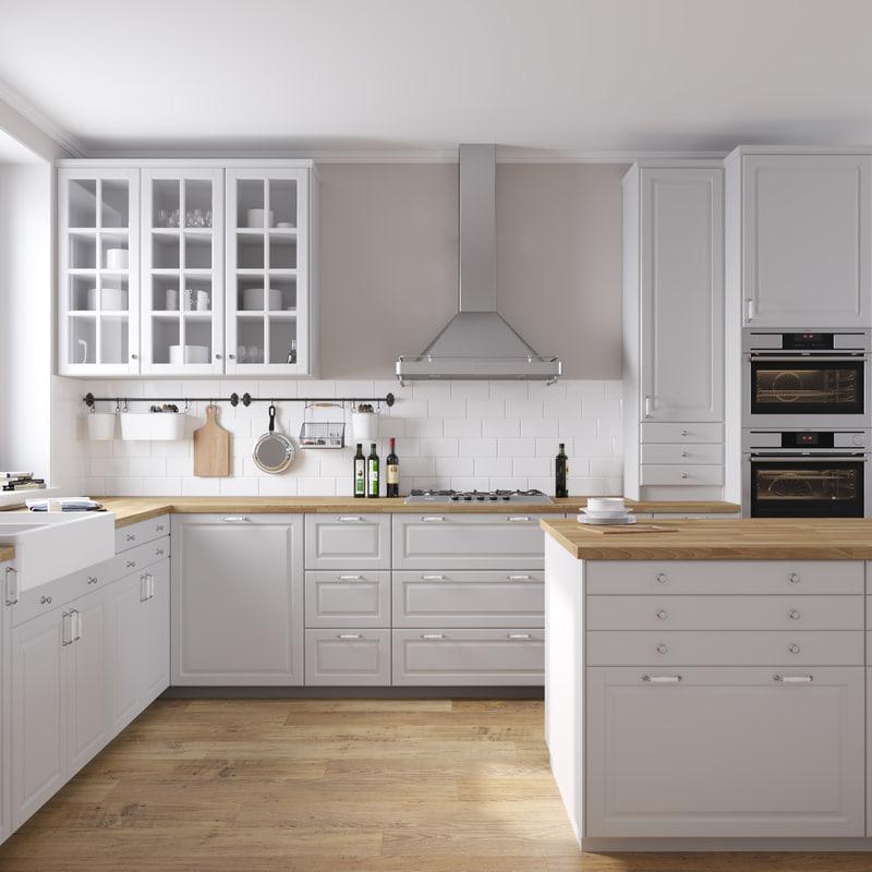 Ikea Bodbyn Kitchen Ikea Bodbyn Kitchen Grey And White: Kitchen Design Ideas