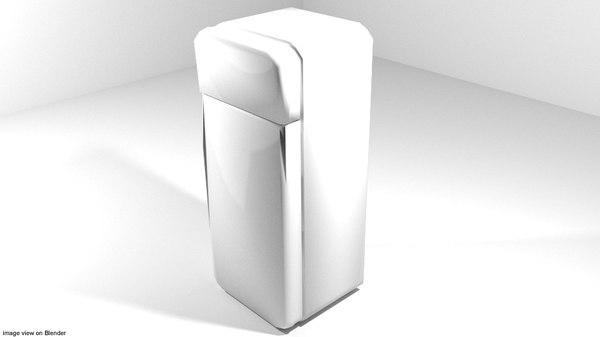 refrigerator 3D