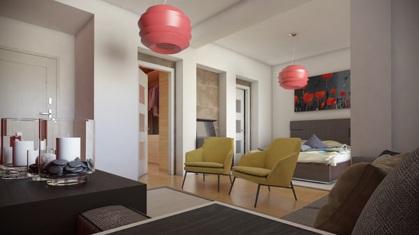 interior home design 3D