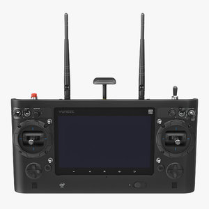 yuneec typhoon h remote control 3D model
