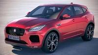 Jaguar E-Pace R-Dynamic 2018