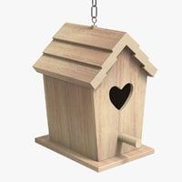 bird house 3D