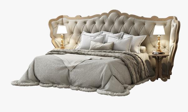 3D croce bed