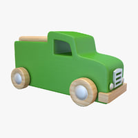 toy truck 2 3D