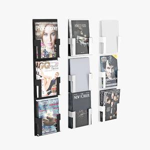 3D magazine case m