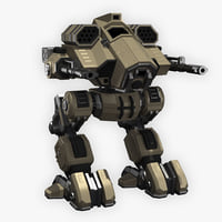Battle Mech Coyote
