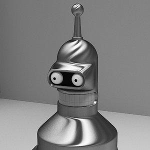 3D bender robots