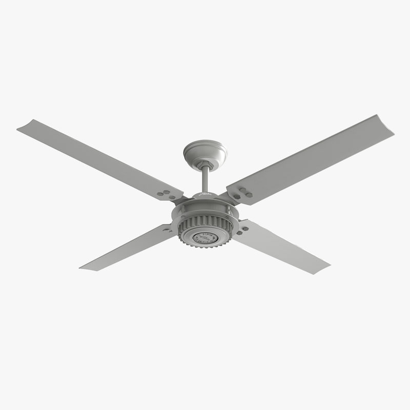 3D ceiling fan chronicle