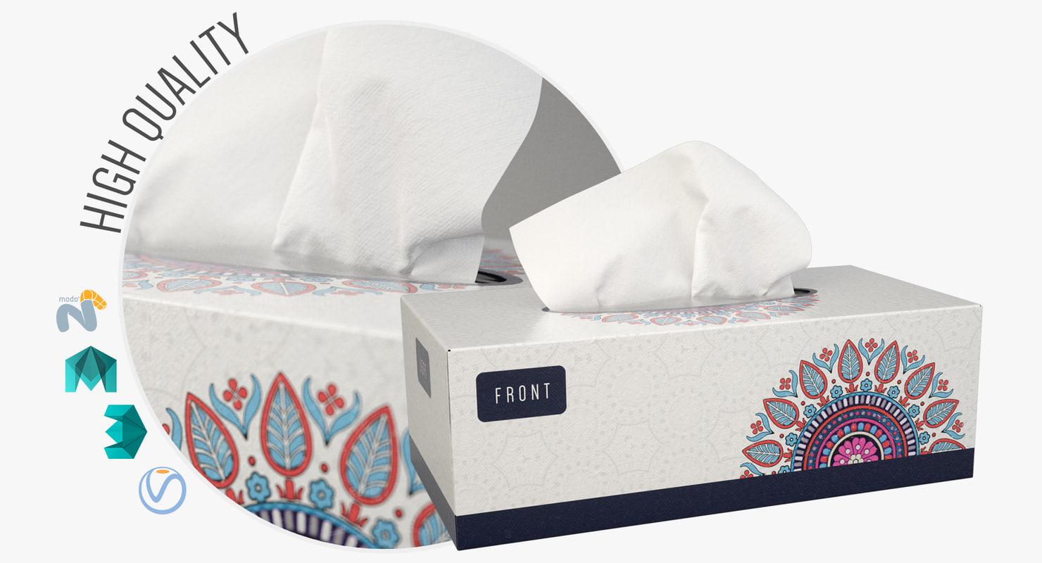 3D tissue box