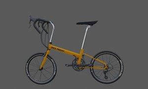 bike friday model
