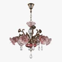 3D 696062 rosata osgona chandelier