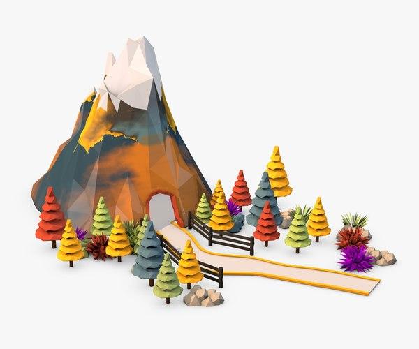 landscape 3D