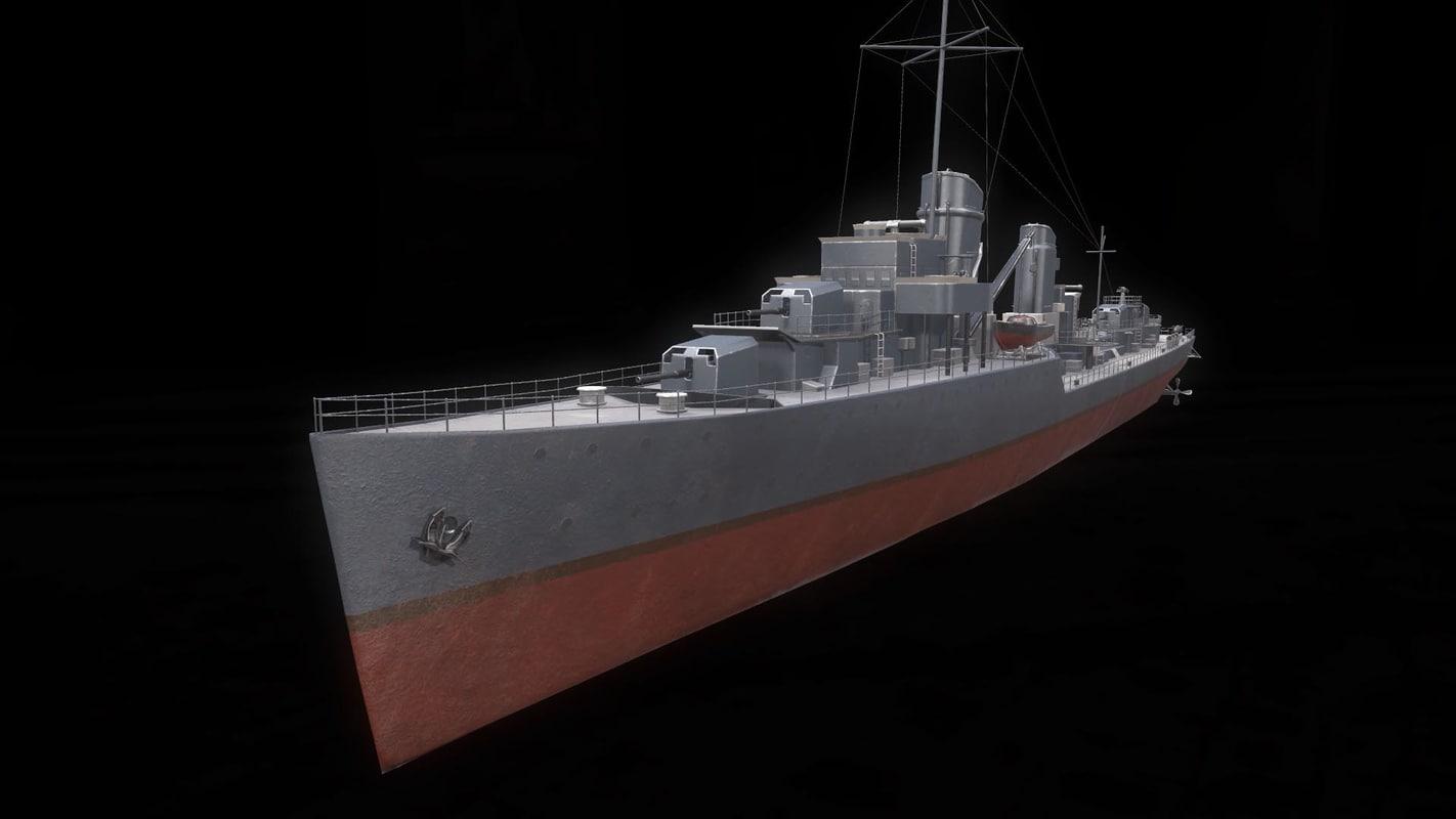z-1 leberecht maass 3D model