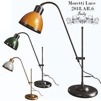 lamp ar 3D model