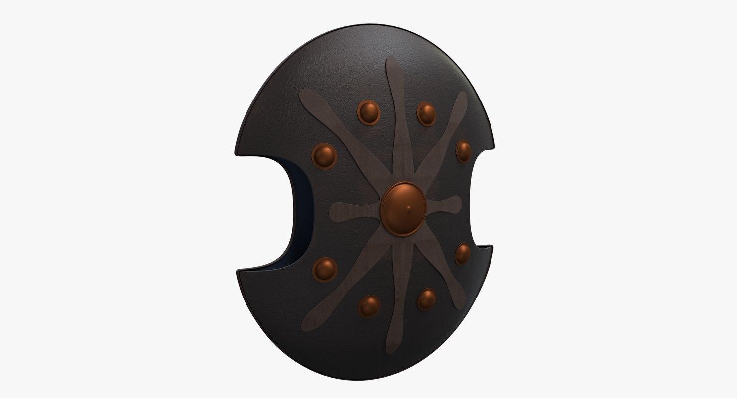 3D shield war