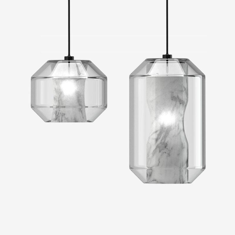 3D lamp 128