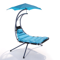 3D vivere original dream chair model