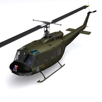 uh-1 iroquois huey model