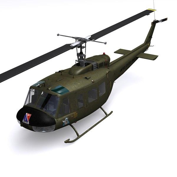 uh-1 iroquois huey model