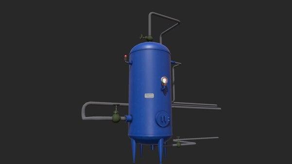 3D boiler