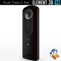 ricoh theta s 360 model
